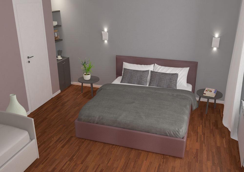 Progettare interni soluzioni di arredo casa massa for Soluzioni interni casa