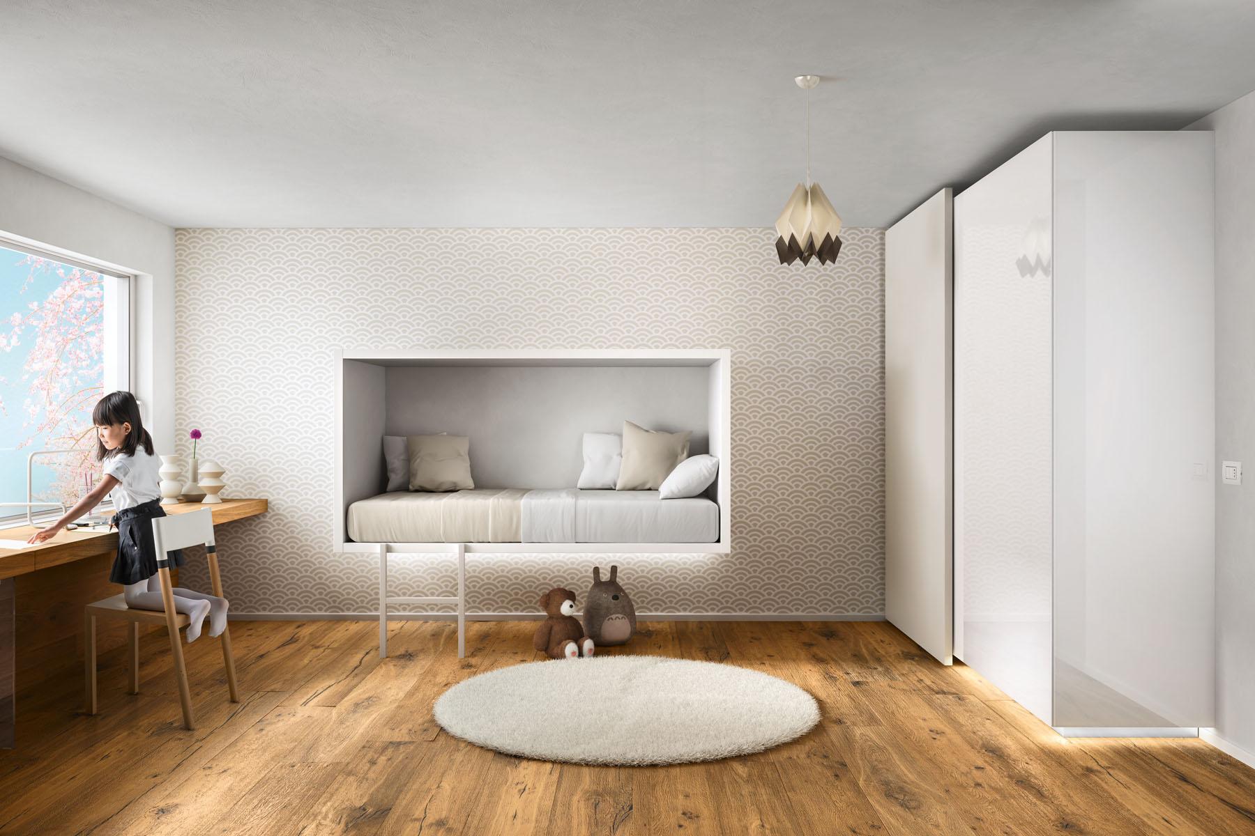 Soluzioni Arredo Camere Ragazzi arredare casa: arredo moderno - arredo su misura | soluzioni