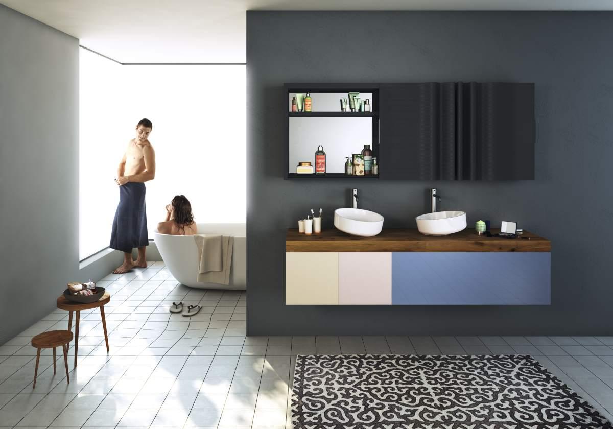 bagno lago - arredo mobili bagno | soluzioni d'interni - carrara - Arredo Bagno Lago