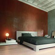 Camera da letto matrimoniale serie Quaranta