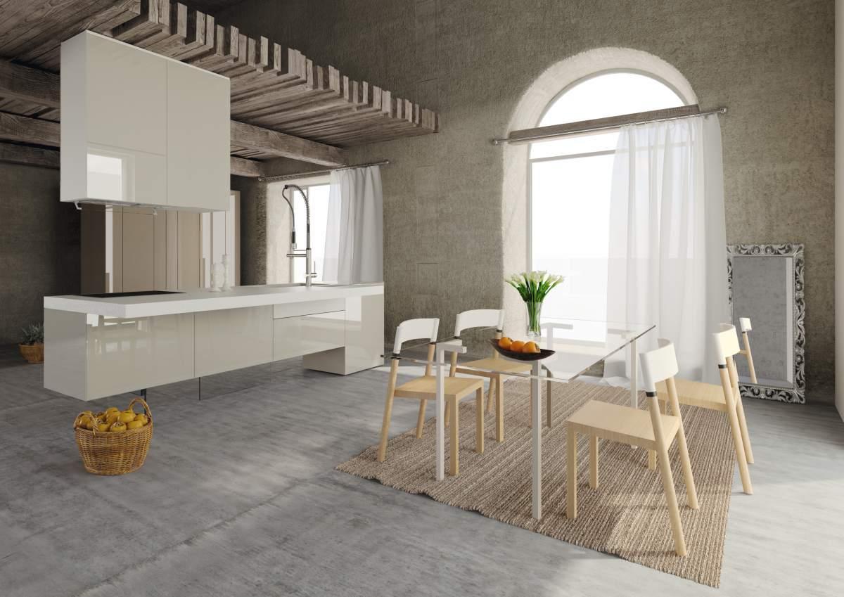 Cucine Lago arredamento - Soluzioni D\'Interni Massa Carrara