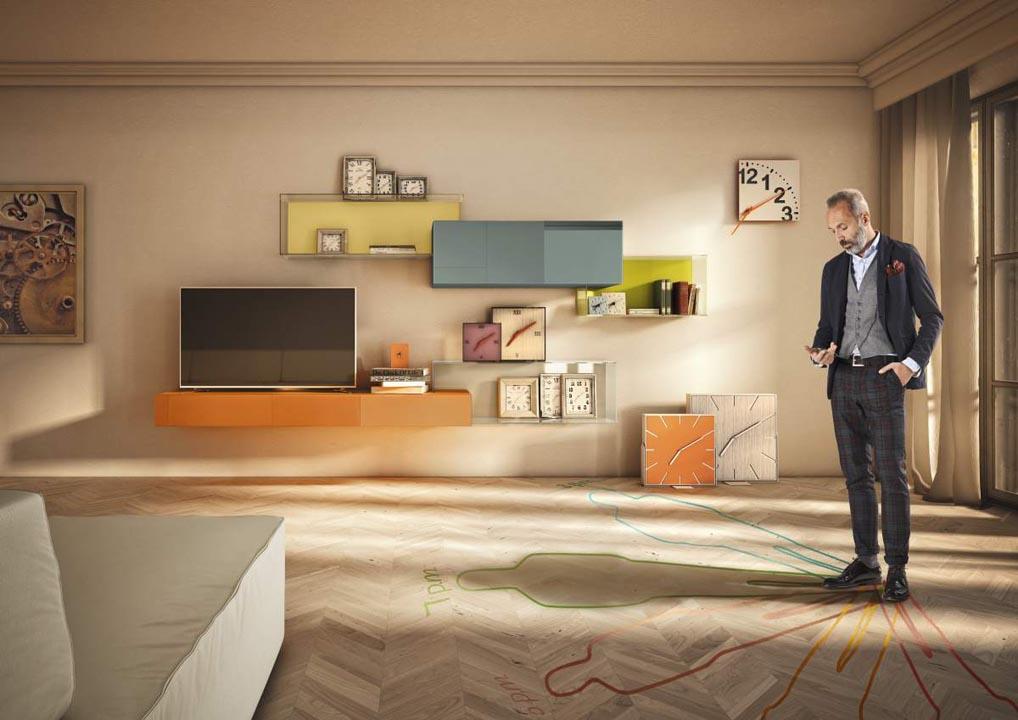 soggiorno lago vendita soggiorni soluzioni d 39 interni ForLago Soggiorni Moderni