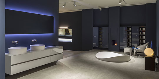 Eventi passati soluzioni d 39 interni showroom massa carrara - Antonio lupi bagni outlet ...
