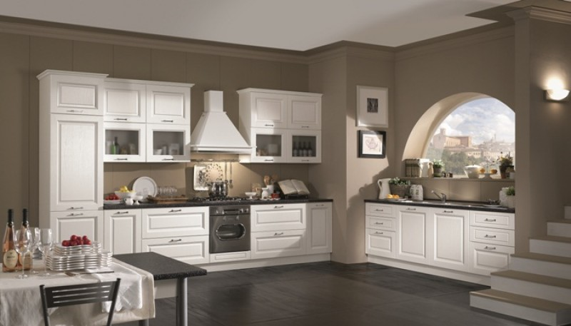 Aurora cucine muratura: Soluzioni D\'Interni Massa Carrara